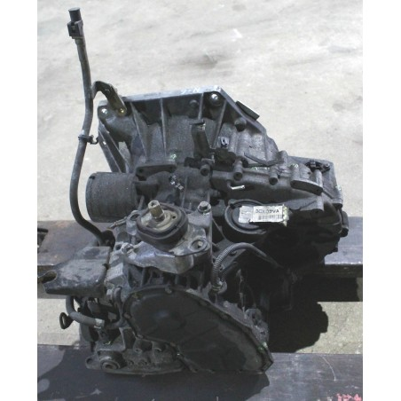 Nissan Note 1.6i automātiskā ātrumkārba.